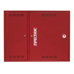 Шкаф пожарный ПРЕСТИЖ-02, навесной, закрытый, красный