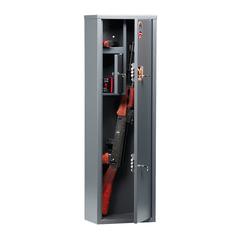 """Сейф оружейный AIKO """"Чирок 1020"""", 1000х300х200 мм, 15 кг, на 2 ствола, 2 ключевых замка"""