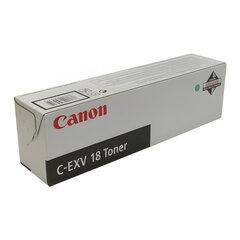 Тонер CANON (C-EXV18) iR-1018/1022/ 2020, оригинальный, 465 г, ресурс 8400 стр.