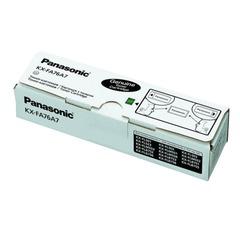 Тонер-картридж PANASONIC (KX-FA76A) KX-FL501/502/503/M553RU, черный, оригинальный, ресурс 2000 страниц