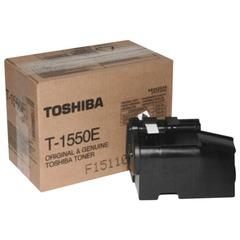 Тонер-картридж TOSHIBA (T-1550E) 1550/1560, черный, оригинальный, ресурс 7000 стр.