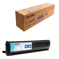 Тонер-картридж TOSHIBA (T-1640E) e-STUDIO163/165/166/203/205, черный, оригинальный, ресурс 24000 стр.