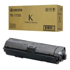 Тонер-картридж KYOCERA (TK-1150) P2235dn/w/M2135dn/M2635dn/w/M2735dw, ресурс 3000 стр., оригинальный