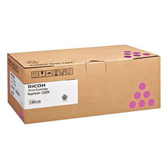 Тонер-картридж RICOH (407385) Ricoh SP C352DN, пурпурный, ресурс 7000 стр., оригинальный