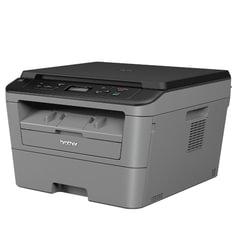 МФУ лазерное BROTHER DCP-L2500DR (принтер, копир, сканер), А4, 26 стр./мин, 10000 стр./мес., ДУПЛЕКС (без кабеля USB)