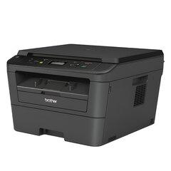 МФУ лазерное BROTHER DCP-L2520DWR (принтер, копир, сканер), А4, 26 стр./мин, 10000 стр./мес., ДУПЛЕКС, Wi-Fi (б/к USB)