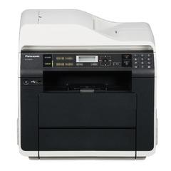 МФУ лазерное PANASONIC KX-MB2510RU (принтер, сканер, копир), А4, 30 стр./мин, 30000 стр./мес., АПД, ДУПЛЕКС, сетевая карта