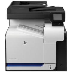 МФУ лазерное ЦВЕТНОЕ HP LaserJet Pro M570dn (принтер, сканер, копир, факс), А4, 30 стр./мин, 75000 стр./мес., АПД, ДУПЛЕКС, с/к