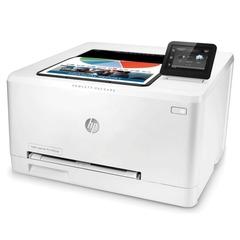 Принтер лазерный ЦВЕТНОЙ HP Color LaserJet Pro M252dw, А4, 18 стр./мин, 30000 стр./мес., ДУПЛЕКС, Wi-Fi, сетевая карта