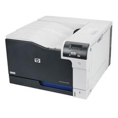 Принтер лазерный ЦВЕТНОЙ HP Color LaserJet CP5225n, А3, 20 стр./мин, 75000 стр./мес., сетевая карта (без кабеля USB)