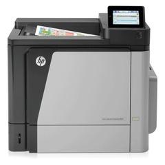 Принтер лазерный ЦВЕТНОЙ HP Color LaserJet Enterprise M651n, А4, 42 стр./мин, 120000 стр./мес., сетевая карта (без кабеля USB)