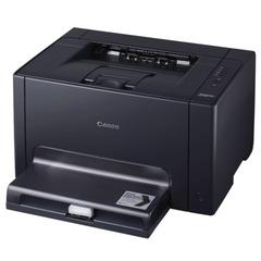 Принтер лазерный ЦВЕТНОЙ CANON I-SENSYS LBP7018C, А4, 16 стр./мин, 15000 стр./мес. (без кабеля USB)
