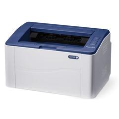 Принтер лазерный XEROX Phaser 3020, А4, 20 стр./мин, 15000 стр./мес, Wi-Fi (кабель USB в комплекте)
