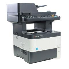 МФУ лазерное KYOCERA M3540dn (принтер, сканер, копир, факс), A4, 40 стр./мин., 150000 стр./мес., ДУПЛЕКС, АПД, с/к (б/к USB)