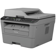 МФУ лазерное BROTHER MFCL2700DWR (принтер, сканер, копир, факс), А4, 26 стр./мин., 20000 стр./мес., ДУПЛЕКС, АПД, Wi-Fi, с/к