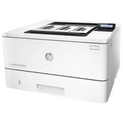 Принтер лазерный HP LaserJet Pro M402dn, А4, 38 стр./мин, 80000 стр./мес., ДУПЛЕКС, сетевая карта (без кабеля USB)
