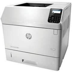 Принтер лазерный HP LaserJet Enterprise M604n, А4, 50 стр./мин., 175000 стр./мес., сетевая карта (без кабеля USB)