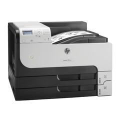 Принтер лазерный HP LaserJet Enterprise 700 M712dn, А3, 41 стр./мин, 100000 стр./мес., ДУПЛЕКС, сетевая карта (без кабеля USB)