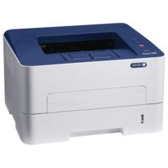 Принтер лазерный XEROX Phaser 3260DNI, А4, 29 стр./мин., 30000 стр./мес., ДУПЛЕКС, Wi-Fi, сетевая карта (без кабеля USB)