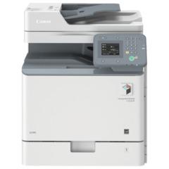 МФУ лазерное ЦВЕТНОЕ CANON iR C1325IF (копир, принтер, сканер, факс), А4, 40000 стр./мес, ДУПЛЕКС, ДАПД, сетевая карта, без тонера