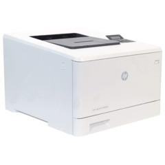 Принтер лазерный ЦВЕТНОЙ HP LaserJet Pro 400 M452nw, А4, 27 стр./мин., 50000 стр./мес., с/к., Wi-Fi, кабель USB в комплекте