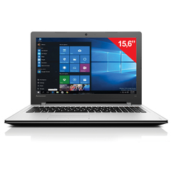 Ноутбук LENOVO 300-15ISK, 15,6'', INTEL Core i3-6100U, 2,3 ГГц, 4 Гб, 1 Тб, R5M430, DVD-RW, Windows 10, серый