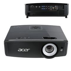 Проектор ACER P6200S, DLP, 1024x768, 4:3, 5000 лм, 20000:1, короткофокусный, 4,5 кг