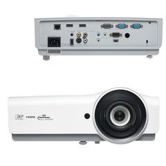 Проектор VIVITEK DX831, DLP, 1024x768, 4:3, 4500 лм, 15000:1, 3,2 кг