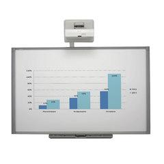 Интерактивный комплект SMART SBX880i7: доска X880, панель управления, проектор U100w, кронштейн