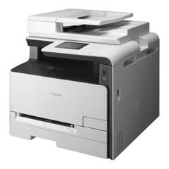 МФУ лазерное ЦВЕТНОЕ CANON i-SENSYS MF628Cw (принтер, копир, сканер, факс), А4, 14 стр./мин., 30000 стр/мес,АПД,с/к,Wi-Fi(б/к USB)