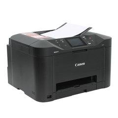 МФУ струйное CANON MAXIFY MB5140 (принтер, сканер, копир, факс), А4, 600х1200, 24 стр./мин., 30000 стр./мес.,АПД,Wi-Fi,ДУПЛЕКС,с/к