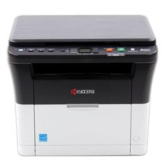 МФУ лазерное KYOCERA FS-1020MFP (принтер, сканер, копир), А4, 20 стр./мин., 20000 стр./мес. (без кабеля USB)