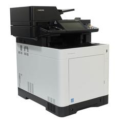 МФУ лазерное ЦВЕТНОЕ KYOCERA ECOSYS M6035cidn (принтер, копир, сканер), А4, 35 стр./мин., 100000 стр./мес., АПД, ДУПЛЕКС, с/к