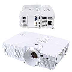Проектор ACER X125H, DLP, 1024x768, 4:3, 3300 лм, 20000:1, 2 кг