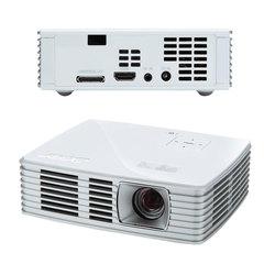 Проектор ACER K135i, DLP, 1280x800, 16:10, 600 лм, 10000:1, LED, 0,43 кг
