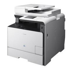 МФУ лазерное ЦВЕТНОЕ CANON i-Sensys Colour MF724CDW (принтер, копир, сканер), А4, 20 стр./мин., 40000 с./м. ДУПЛЕКС ДАПД Wi-Fi с/к