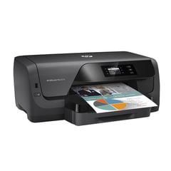 Принтер струйный HP Officejet Pro 8210, А4, 2400х1200, 22 стр./мин., 30000 стр./мес, ДУПЛЕКС, Wi-Fi, сетевая карта