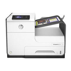 Принтер струйный HP PageWide Pro 452dw, А4, 2400х1200, 40 стр./мин, 50000 стр./мес., ДУПЛЕКС, Wi-Fi, сетевая карта