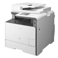 МФУ лазерное ЦВЕТНОЕ CANON i-SENSYS MF728Cdw (принтер, копир, сканер, факс), А4, 20 стр./мин, 40000 стр/мес ДУПЛЕКС ДАПД WI-FI с/к
