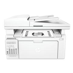 МФУ лазерное HP LaserJet Pro M132fn (принтер, копир, сканер, факс), А4, 22 стр./мин., 10000 стр./мес., АПД, с/к, (без кабеля USB)