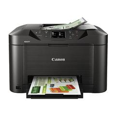 МФУ струйное CANON MAXIFY MB2140 (принтер, сканер, копир, факс), А4, 600х1200, 19 стр./мин., 20000 стр./мес., ДУПЛЕКС, Wi-Fi, с/к