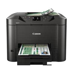 МФУ струйное CANON MAXIFY MB5440 (принтер, сканер, копир, факс), А4, 600х1200, 24 с./мин, 30000 с./мес., ДУПЛЕКС, АПД, Wi-Fi, с/к