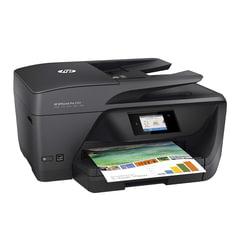 МФУ струйное HP OfficeJet Pro 6960 (принтер, сканер, копир, факс), A4, 600х1200, 18 с./мин, 20000 с./мес. ДУПЛЕКС, АПД, Wi-Fi, с/к