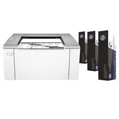 Принтер лазерный HP LaserJet Ultra M106w, А4, 1200х1200, 22 страницы/минуту, 20000 страниц/месяц, Wi-Fi