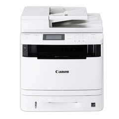 МФУ лазерное CANON i-SENSYS MF411dw (принтер, сканер, копир), А4, 33 стр./мин, 50000 стр./мес., ДАПД, ДУПЛЕКС, Wi-Fi, с/к
