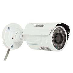 "Камера AHD цилиндрическая FALCON EYE FE-IB720AHD/25M, 1/4"", уличная, цветная, 1280х720, белая"