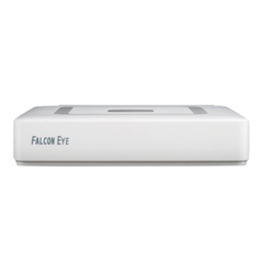 Видеорегистратор для систем видеонаблюдения FALCON EYE FE-1108MHD light, 8-канальный, 1080N, белый