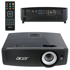 Проектор ACER P6600, DLP, 1920x1200, 16:10, 5000 лм, 20000:1, 4,5 кг