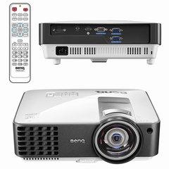 Проектор BENQ MX806ST, DLP, 1024x768, 4:3, 3000 лм, 13000:1, короткофокусный, 2,6 кг