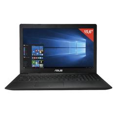 """Ноутбук ASUS A553SA, 15,6"""", INTEL Celeron N3050 1,6 ГГц, 2 ГБ, 500 ГБ, Intel HD, без оптического привода, WIindows 10 Home, черный"""